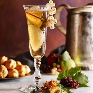 Sparkling Wine Vodka Punch Recipes.