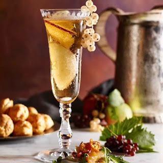 Sparkling Wine Vodka Punch Recipes.
