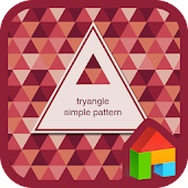 Triangle Simple pattern Dodol