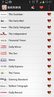 新聞必備免費app推薦|英國報紙和新聞線上免付費app下載|3C達人阿輝的APP