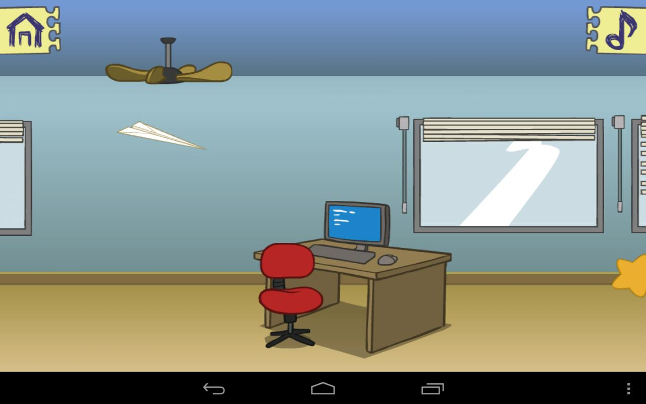 Airplanes Games Plane Paper- screenshot