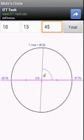 Screenshot of Mohr's Circle