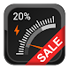 Gauge Battery Widget Pro icon