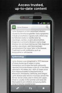 玩免費醫療APP|下載Merck Manual app不用錢|硬是要APP