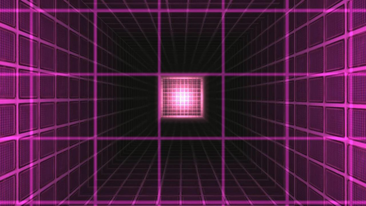 3D Laser Grid Colors - lwp - screenshot