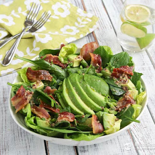 Easy Avocado Salad