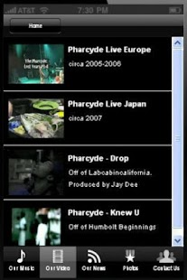 The Pharcyde - screenshot thumbnail