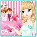 Princess Wedding Cake Maker icon