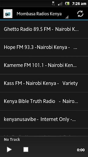 Mombasa Radios Kenya
