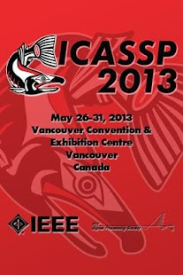 2013 IEEE ICASSP- screenshot thumbnail