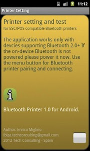 Bt printer driver light — AndroidHIT Apps