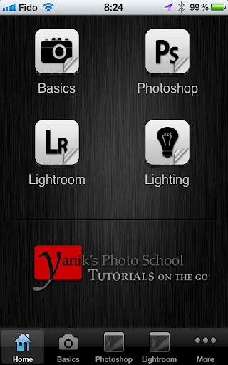 Yanik's Photo School
