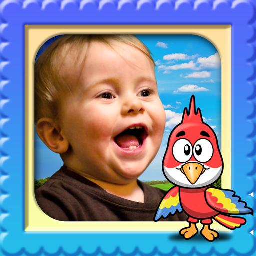 寶寶相框 攝影 LOGO-玩APPs