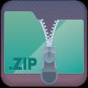 Zip, Unzip, UnRAR icon