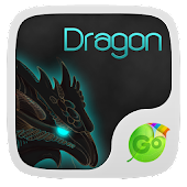 Dragon GO Keyboard Theme