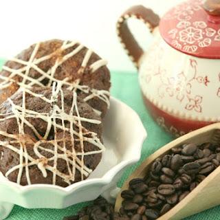 Baked Tiramisu Donuts (Low Calorie, Low Fat)