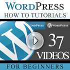WordPress How To Tutorials icon