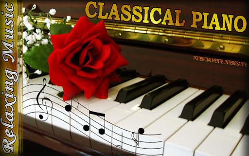 古典钢琴音乐放松