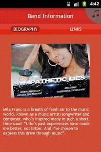 Mila Franc - screenshot thumbnail