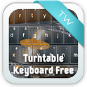 Turntable Keyboard Free icon