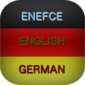 English German icon