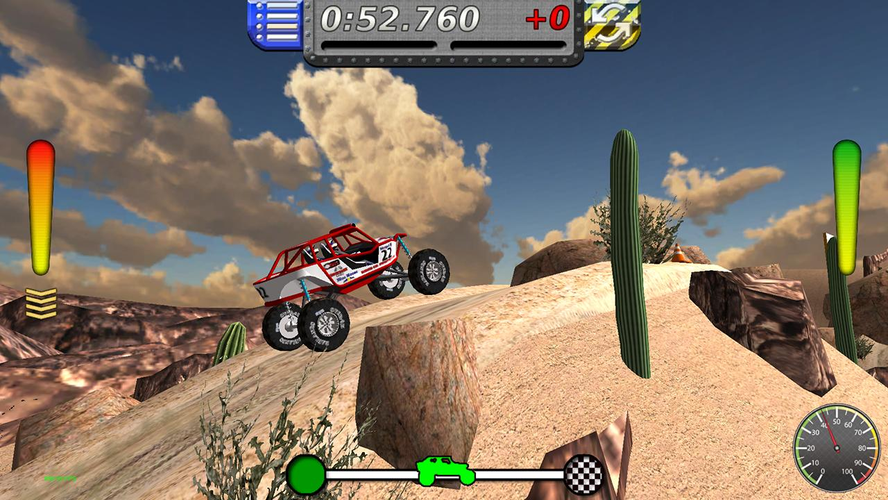 Rock Racing - Beta - Free - screenshot