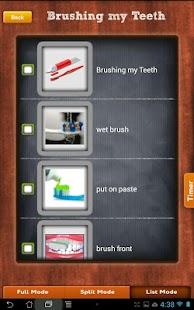 First Then Visual Schedule - screenshot thumbnail