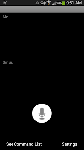 Sirius Voice (English) - screenshot thumbnail