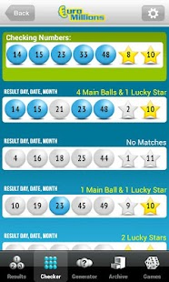 Lotto.net Lottery App- screenshot thumbnail