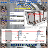 Design of Singly RC Beam