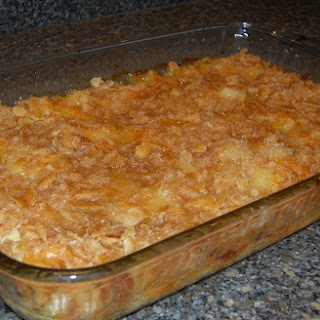 Pineapple Casserole (Great Holiday Recipe)