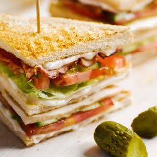 Lettuce Tomato Cucumber Sandwich Recipes.