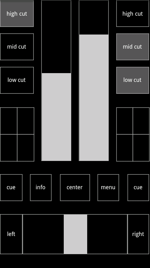 Control (OSC + MIDI)- screenshot