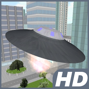 City UFO Simulator for PC and MAC