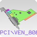 PCI Vendor/Device Database logo