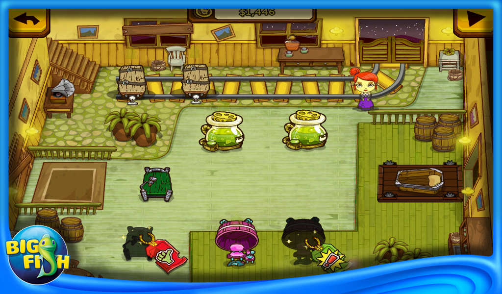 Grave Mania:Zombie Fever(Full)- screenshot