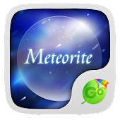 Meteorite GO Keyboard Theme