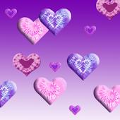 Tie-Dye Valentines Live