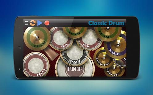 Classic Drum - screenshot thumbnail