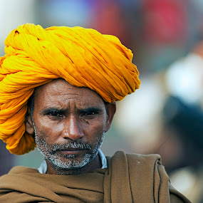 Yellow by Marco Parenti - People Portraits of Men