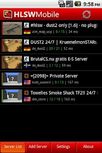 HLSW Mobile Lite - Game Server - screenshot thumbnail