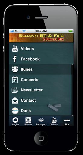 【免費音樂App】Sloann BT & Fifù-APP點子