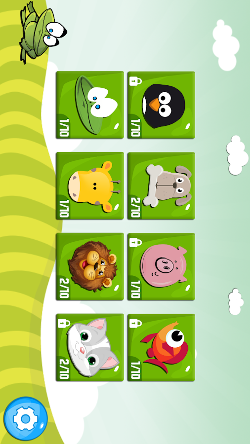 Animals Memory Game Lite - screenshot