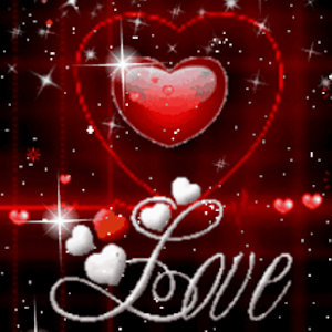 Live cute Love Wallpaper : Red Heart Love Live Wallpaper Android Apps on Google Play