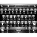 Keyboard Theme Dusk White