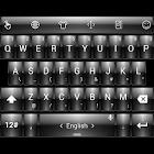 キーボードのテーマ DuskWhite icon