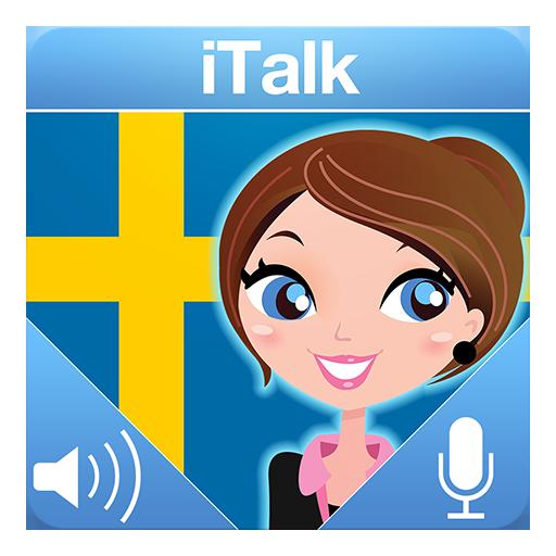 瑞典语:交互式对话 - 学习讲 -门语言 教育 App Store-癮科技App