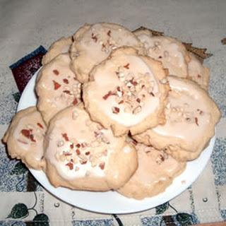 Almond Cookies III