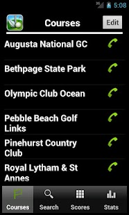 SkyDroid - Golf GPS - screenshot thumbnail