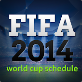 FIFA World Cup Schedule 2014